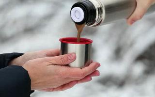 Как почистить термос из нержавейки от чайного налета?