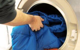 Стирка пуховика в стиральной машине: выбор средства, режим, температура, правильная сушка