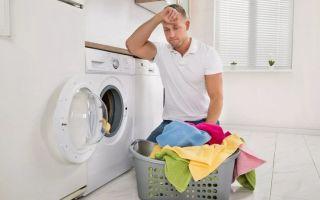 Что делать, если стиральная машина при отжиме прыгает и смещается?