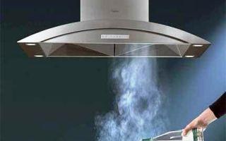 Как очистить вытяжку на кухне от жира и грязи