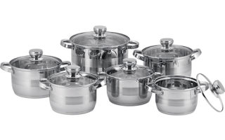 Как очистить кастрюли из нержавейки от нагара, жира и пригоревшей пищи?