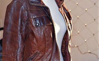 Как погладить кожаную куртку, юбку или сумку?