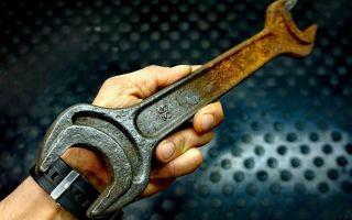 Как очистить ржавчину с металла в домашних условиях?