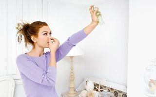 Как вывести запах табака из квартиры?