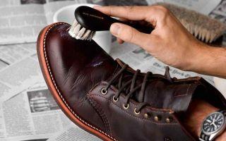 Как ухаживать за кожаной обувью в домашних условиях?