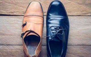 Как расправить заломы и складки на обуви из кожи, кожзаменителя, замши и нубука?