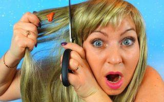 Как снять жвачку с волос и не повредить их: проверенные народные средства