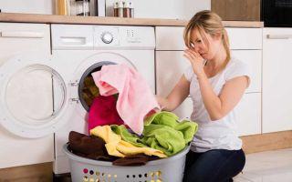 Как убрать неприятный запах из стиральной машины-автомат?