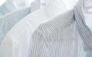 Как отстирать желтые пятна с белых вещей из хлопка, шелка, шерсти, синтетики