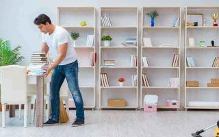 4 шага, чтобы навести порядок в доме