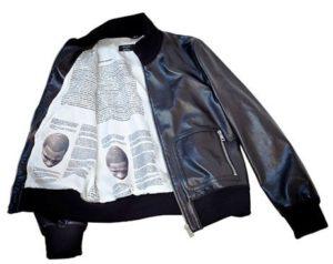Подкладка кожаной куртки