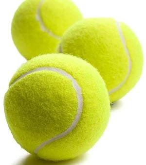 Теннисные мячики