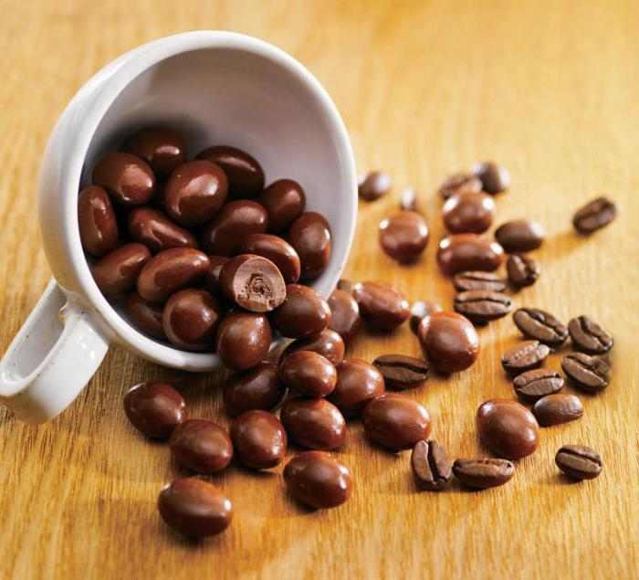 Кружка с кофейными зернами