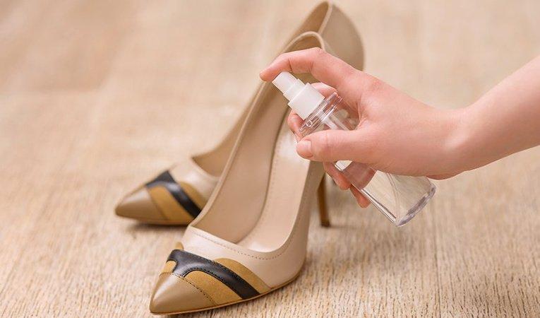 Спрей для размягчения обуви
