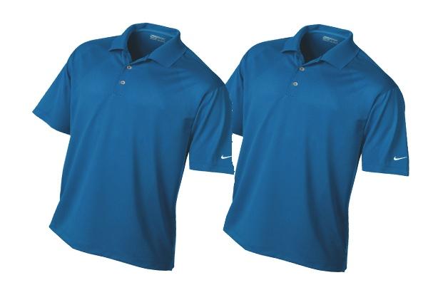 Рубашки-поло из полиэстера