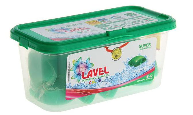 lavel power gel capsules
