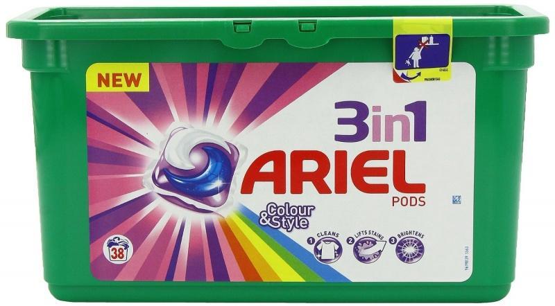Ariel 3 в 1