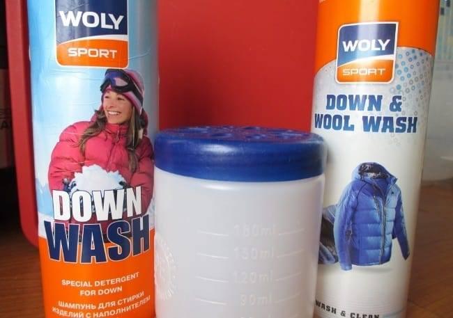Гель WOLY SPORT DOWN & WOOL WASH
