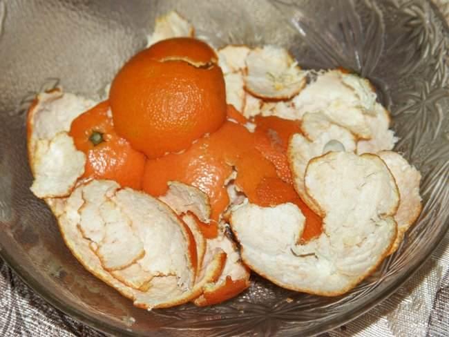 Апельсиновые корочки