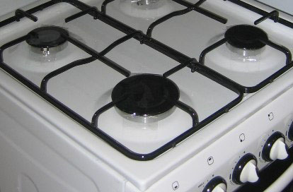 эмалированная плита