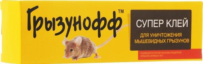 Клей от мышей «Грызунофф»