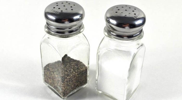 Соль и перец