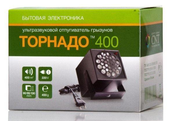 Торнадо-400