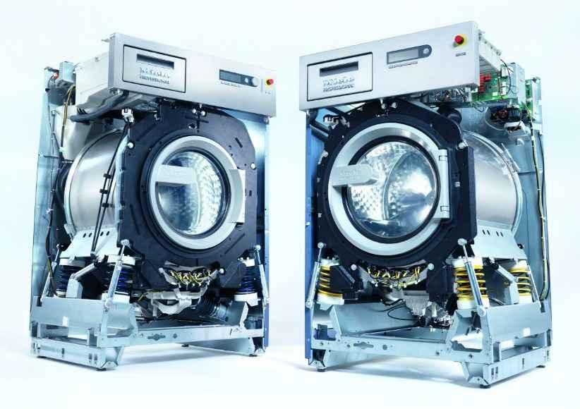 Конструкция стиральной машины