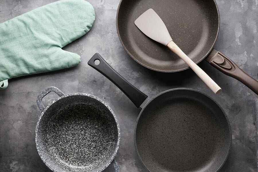 Толщина дна и стенок посуды